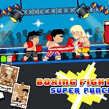 Boxing Fighter : Super Punch