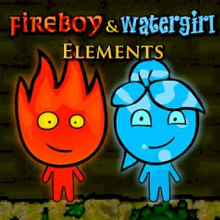 Fireboy and Watergirl 5 : Elements