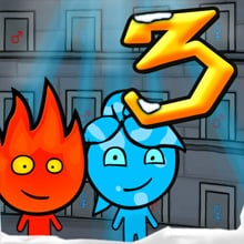 Fireboy and Watergirl 3 : Ice Temple
